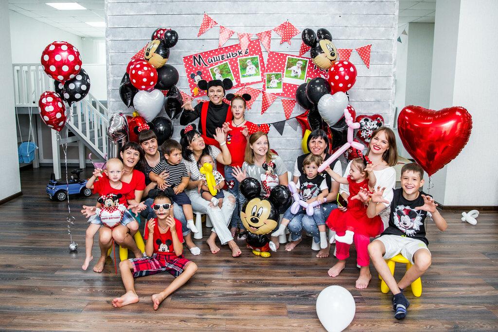 организация и проведение детских праздников — Место Как Дома — Новосибирск, фото №4