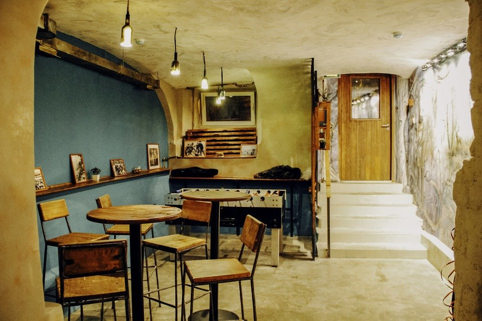pub, bar — Mr Toad Bar — Saint Petersburg, фото №5