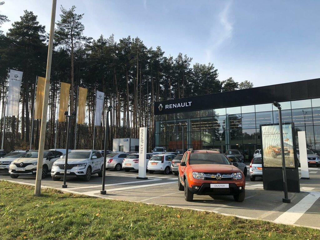 автосалон — Автобан-Renault — Берёзовский, фото №4