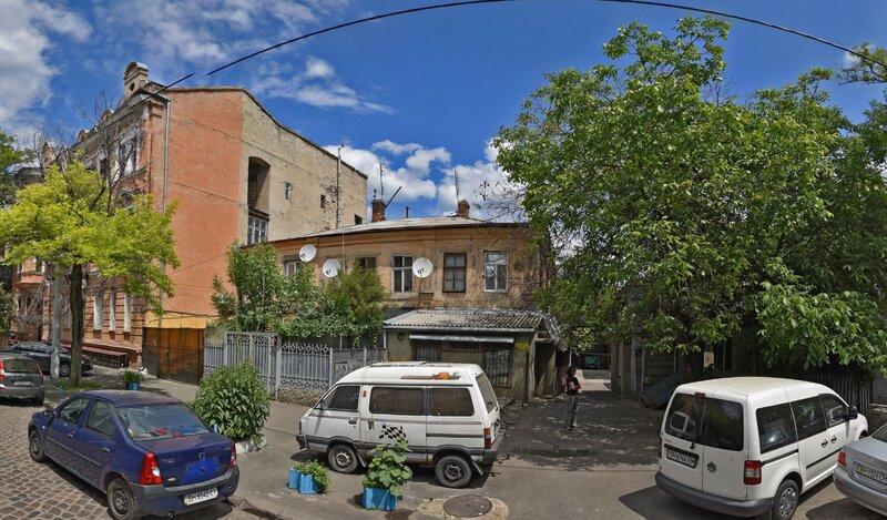 Stakhnik House