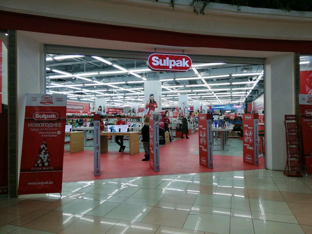 магазин побутової техніки — Sulpak — Нур-Султан (Астана), фото №4