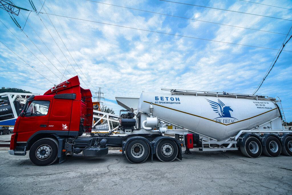Пегас сочи бетон завод по производству блоков из бетона