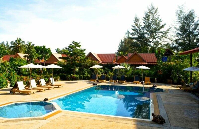 Отель Gerd and Noi Resort