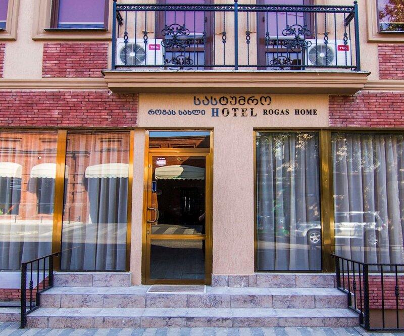 Отель Rogas Home