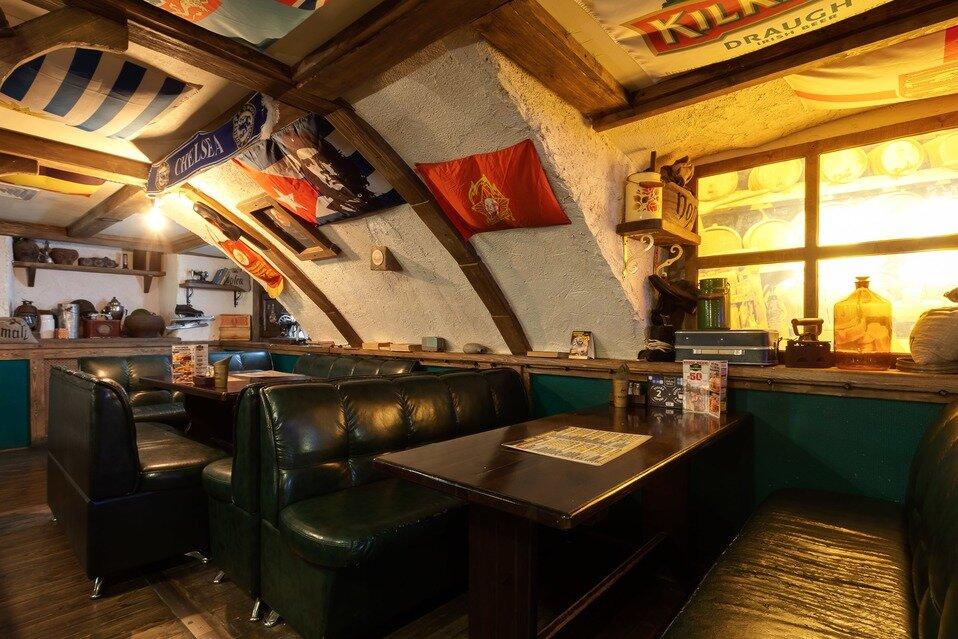pub, bar — Beer House — Saint Petersburg, фото №2
