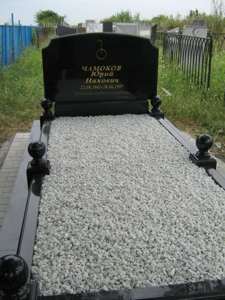 памятники и надгробия — Мир Памяти — Ростов-на-Дону, фото №2
