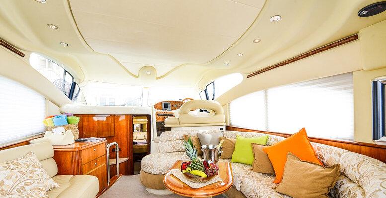 катера, лодки, яхты — Emirates Fishing Tour — Дубай, фото №2