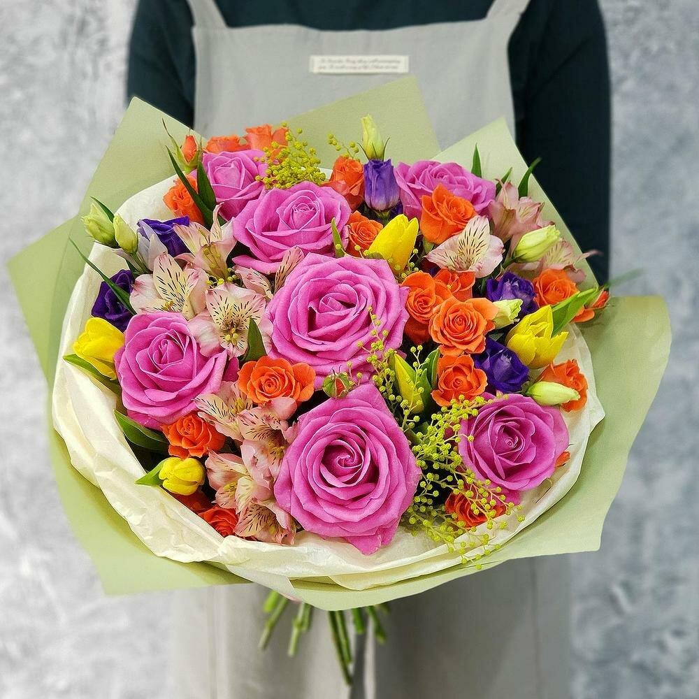 Невесты роз, заказ бизнес букеты с доставкой москва
