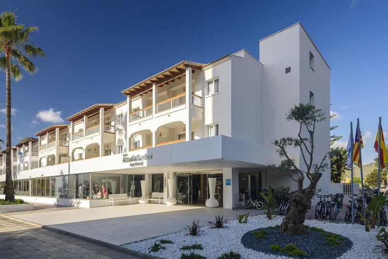 Aparthotel Alcudia Garden