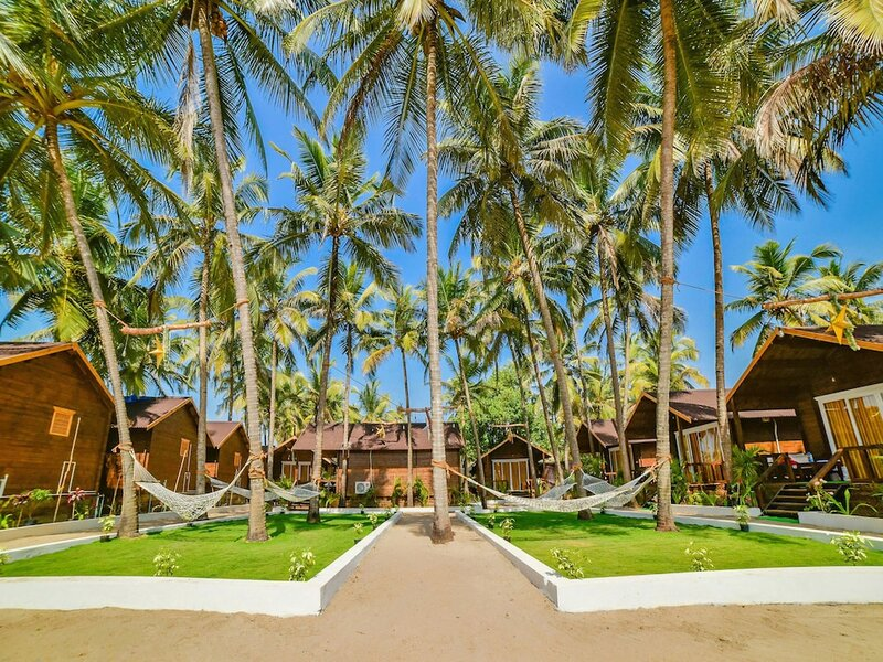 Cottage room in Agonda Goa by GuestHouser 16520