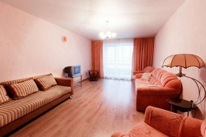 Апартаменты Лебедева 57