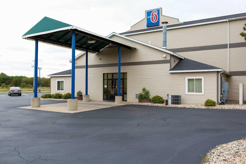 Motel 6 Baraboo, Wi - Lake Delton