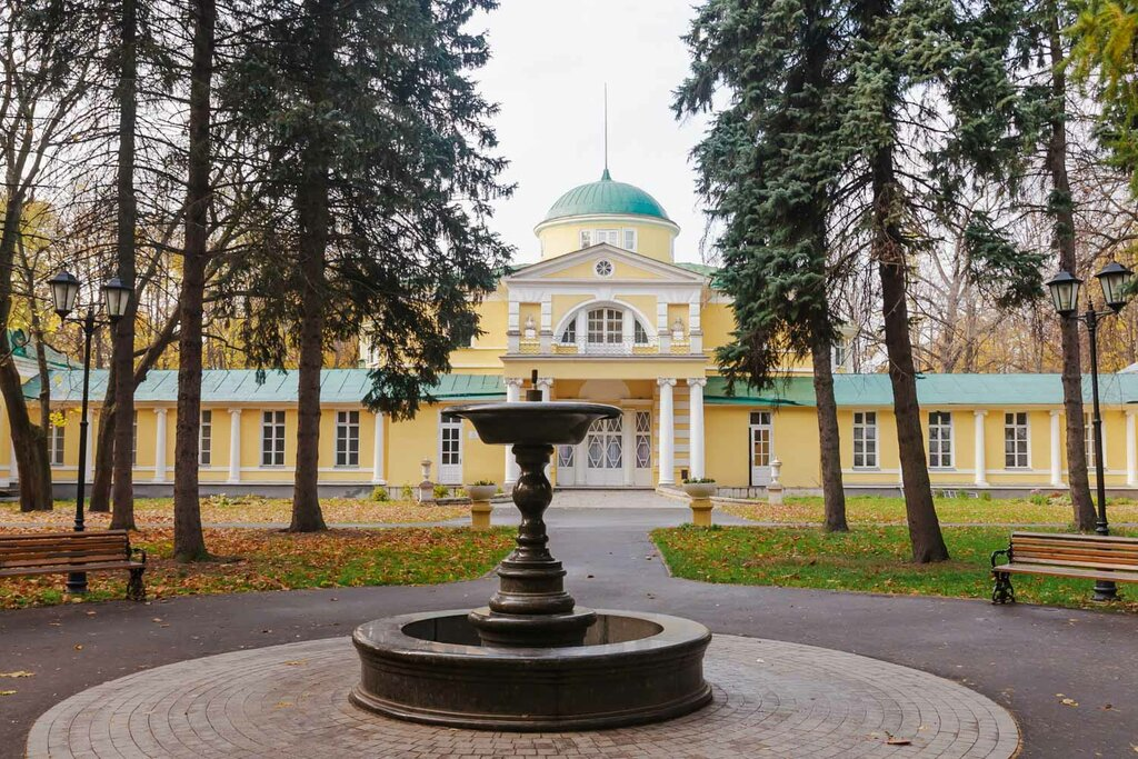 достопримечательность — Усадьба Братцево — Москва, фото №1