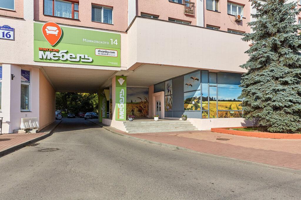 магазин мебели — Мягкая мебель Divanby.com — Минск, фото №1