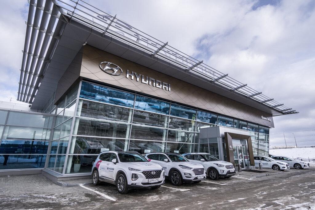 автосалон — Оками Запад Hyundai — Екатеринбург, фото №3
