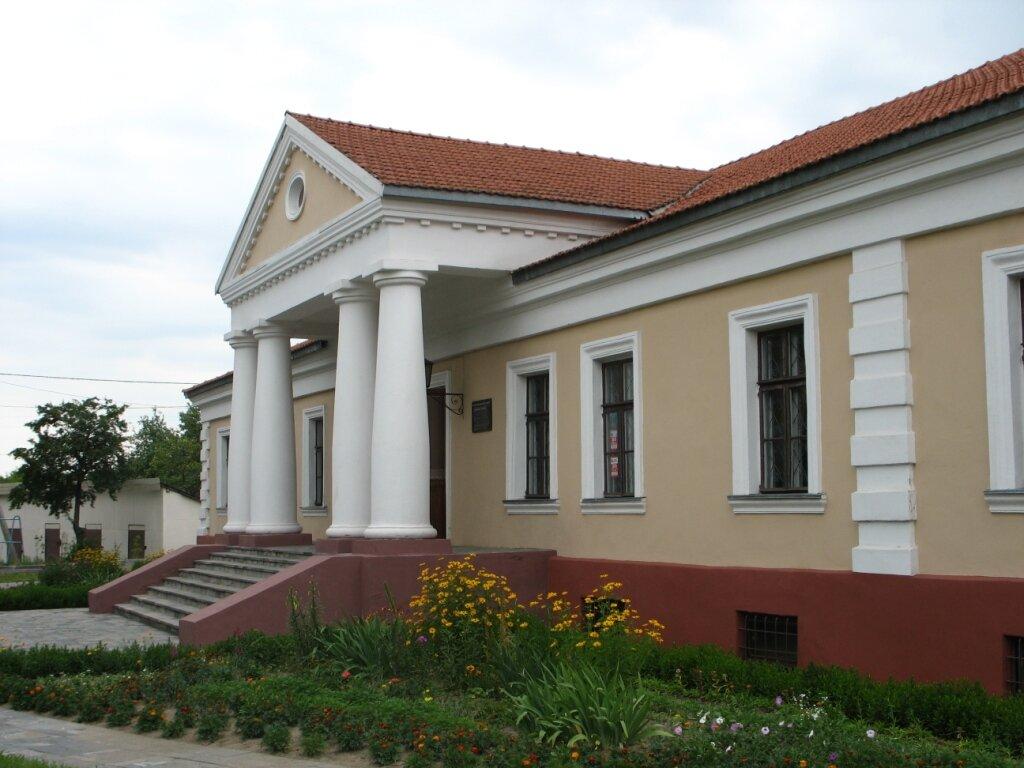 музей — ГУ Слуцкий краеведческий музей — Слуцк, фото №1