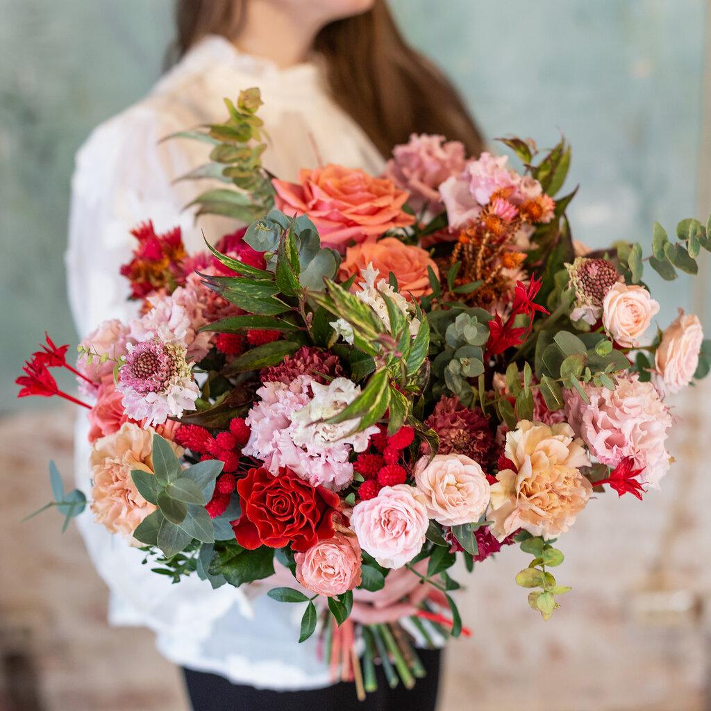 магазин цветов — Virgin's Bloom — Москва, фото №2
