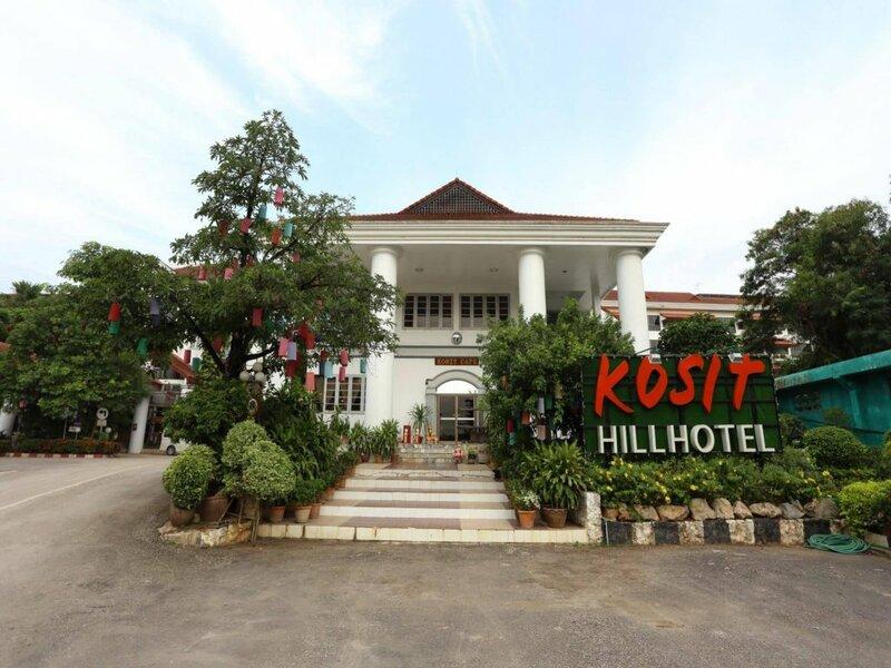 Kosit Hill