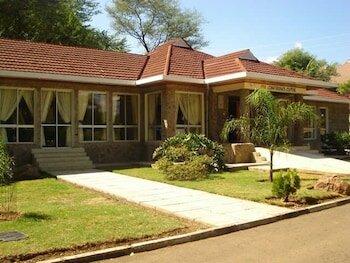 Отель Lake Bogoria SPA Resort