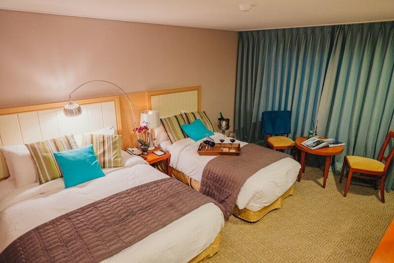 Jeju Mei The Hotel by Nanugo