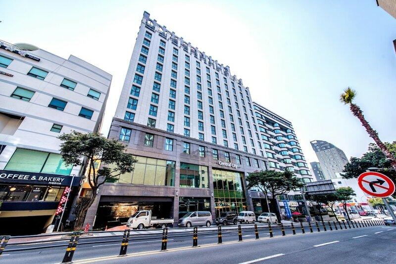 Jeju Central City Hotel