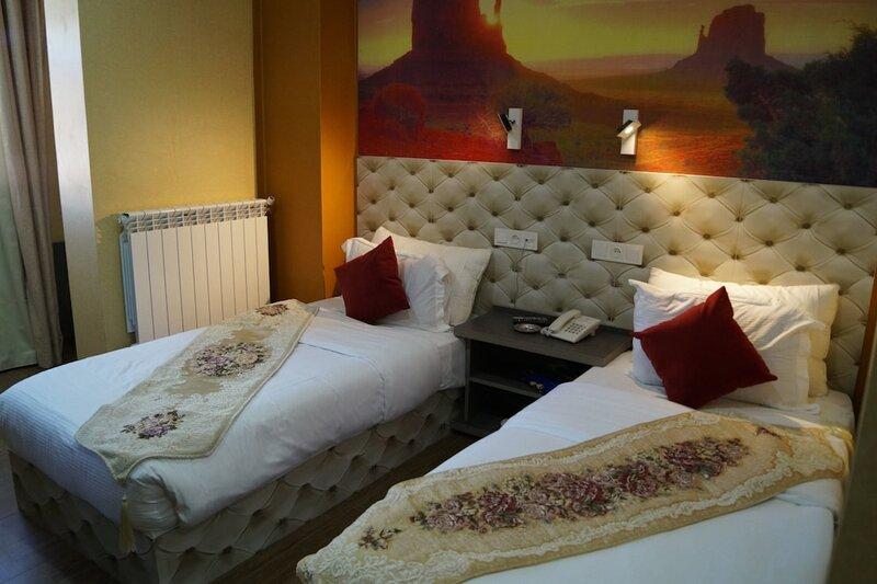 Timgad Hotel Hazem