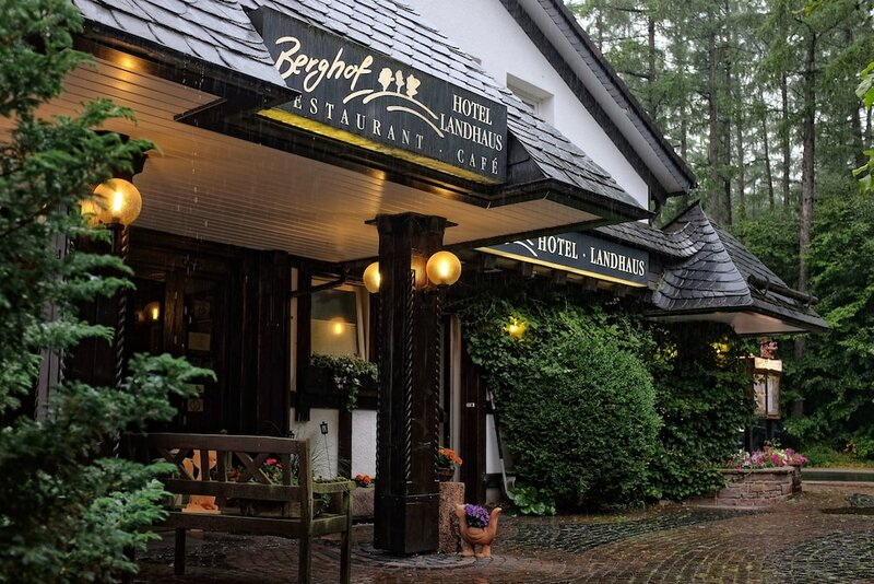 Hotel Landhaus Berghof