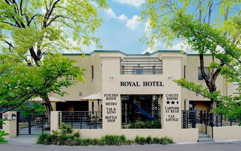 The Royal Hotel Springwood