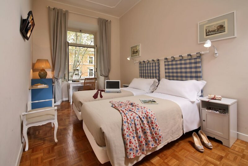 Residenza i Rioni Guesthouse