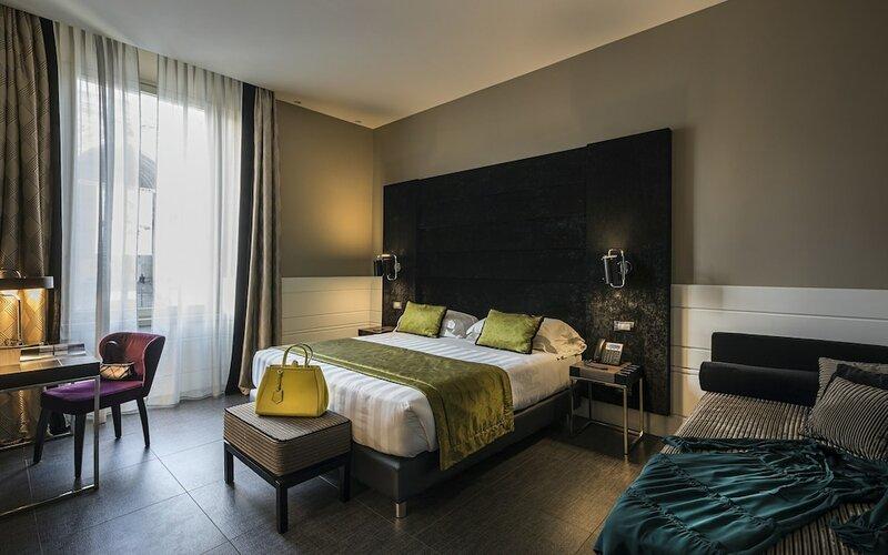 Отель Rome Glam