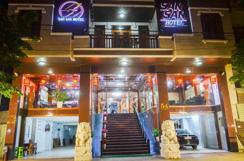 San San Hotel