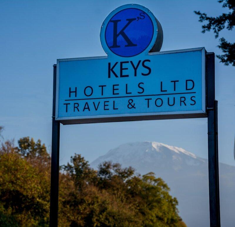 Отель Keys