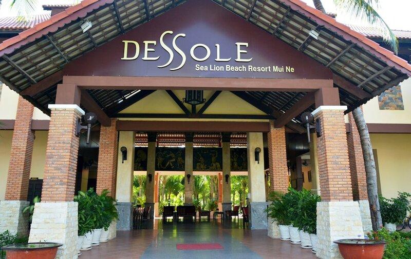 Dessole Beach Resort Muine