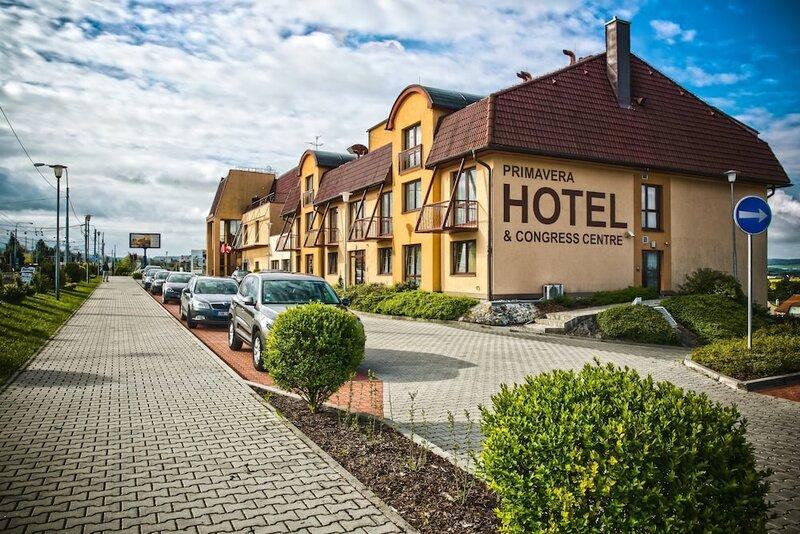 Отель Primavera Hotel & Congress centre