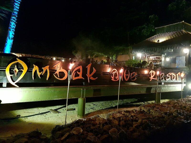Ombak Dive Resort