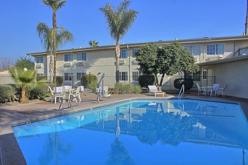 Motel 6 Merced, Ca