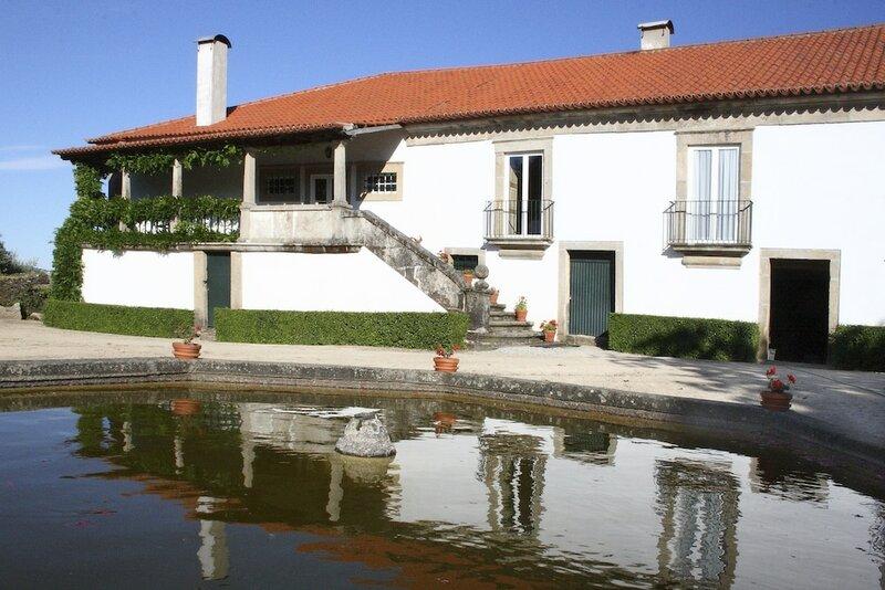Casa de Vilarinho de São Romão