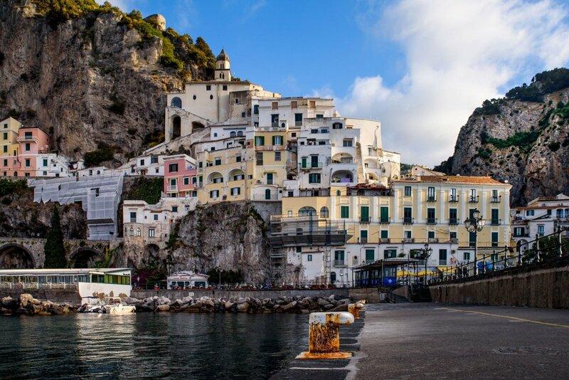 Vista D'Amalfi
