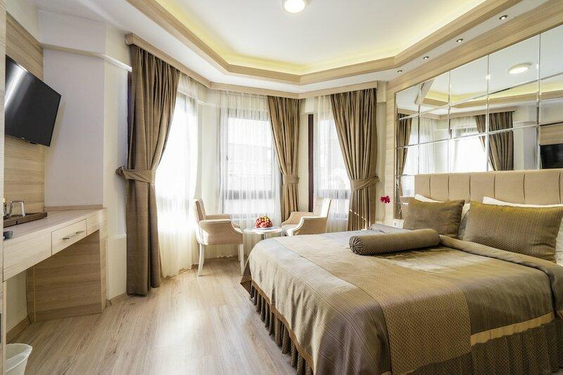 İstanbul Center Hotel