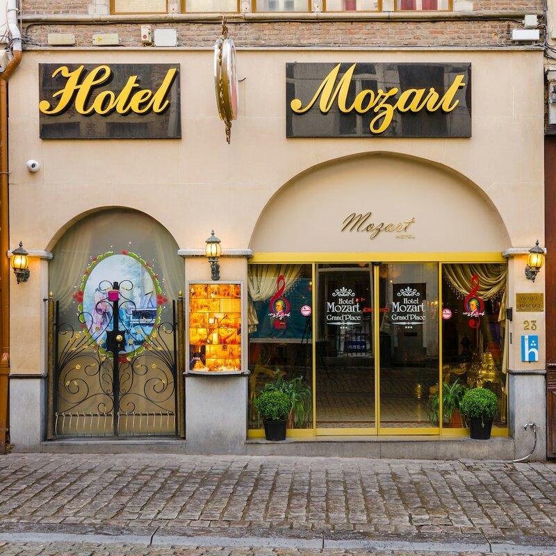Hotel Mozart Brussels