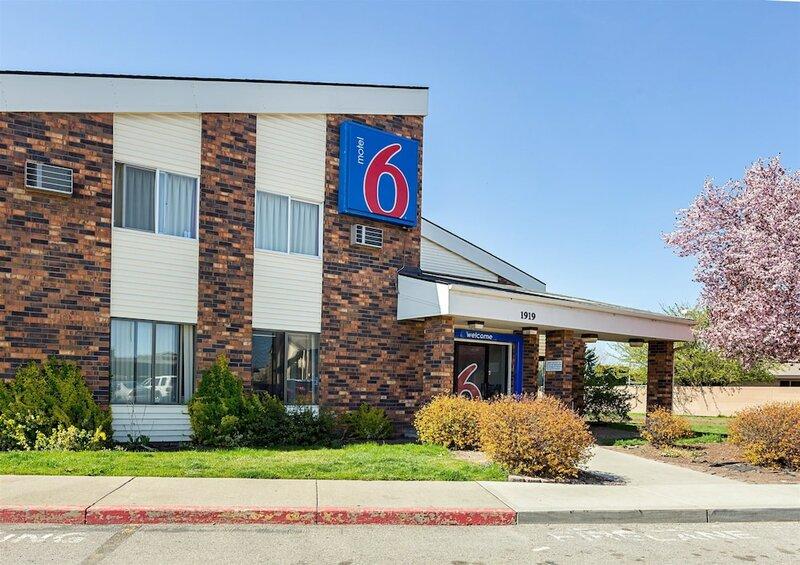 Motel 6 Spokane, Wa - East