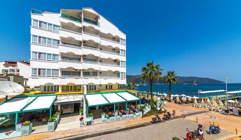 Honeymoon Beach Hotel Marmaris