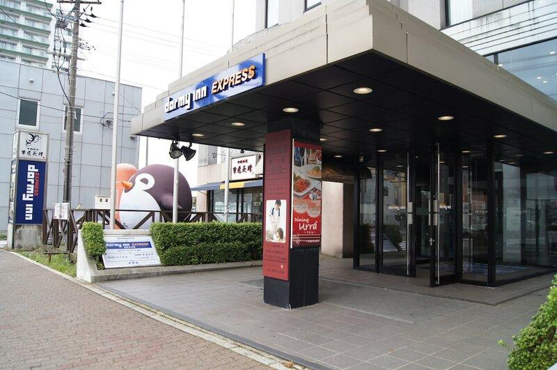 Hotel Dormy Inn Express Hakodate Goryokaku