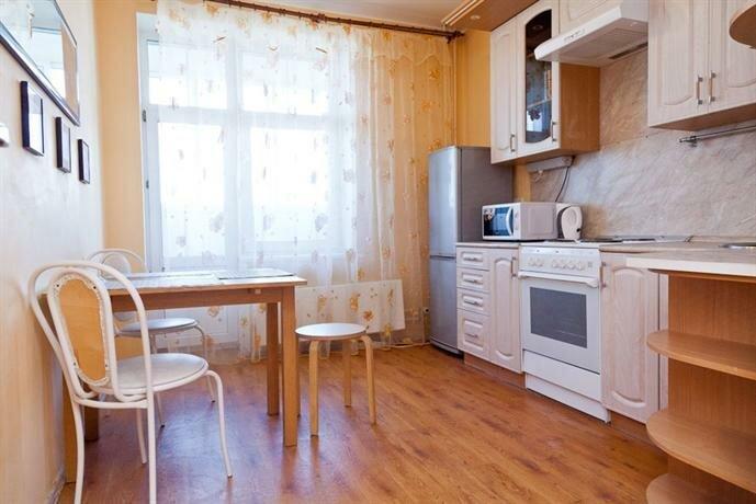 Апартаменты КвартираСвободна на Рижской