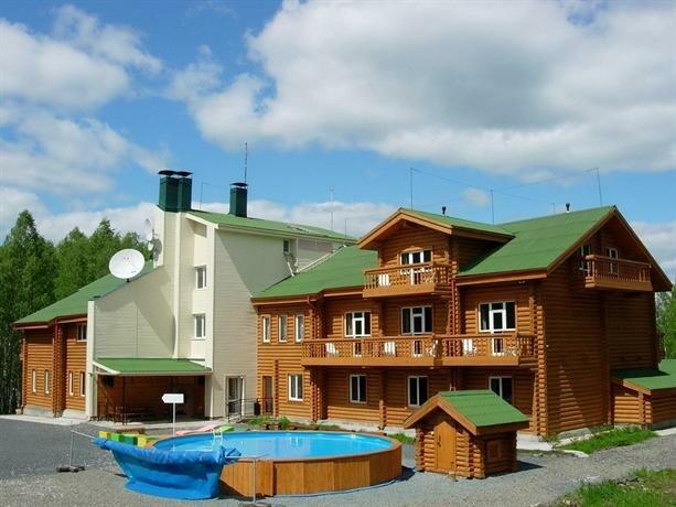 Hotel Zelenyiy Dom