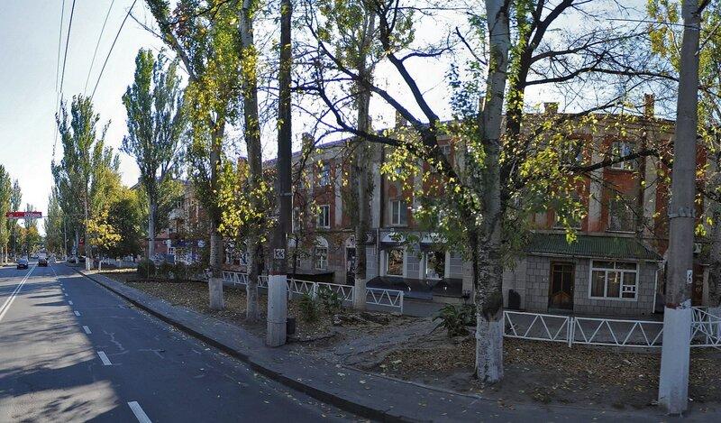 Central Apartment Kherson