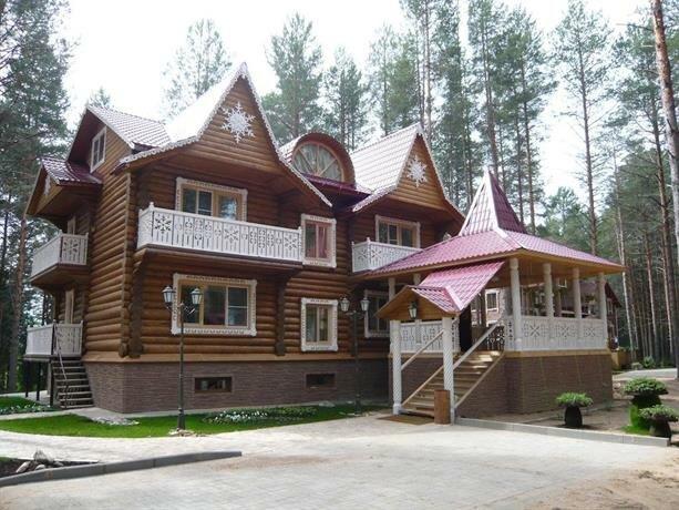 Гостиница Домик землепроходцев