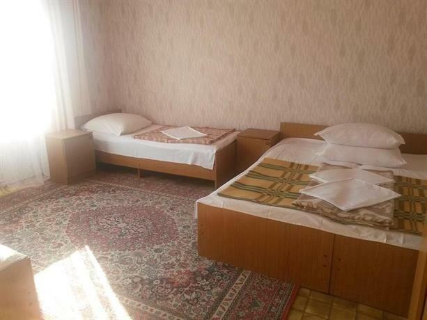 Отель Минеральный