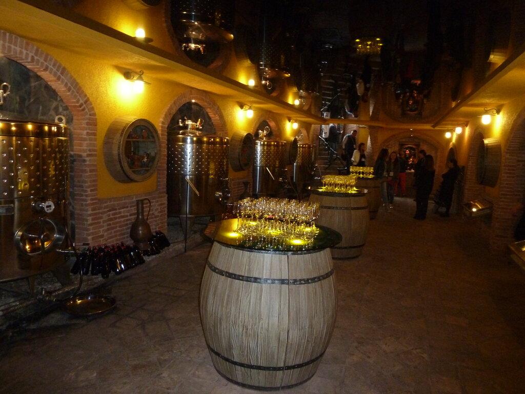 вина и винные напитки оптом — Wine Gallery — Тбилиси, фото №1
