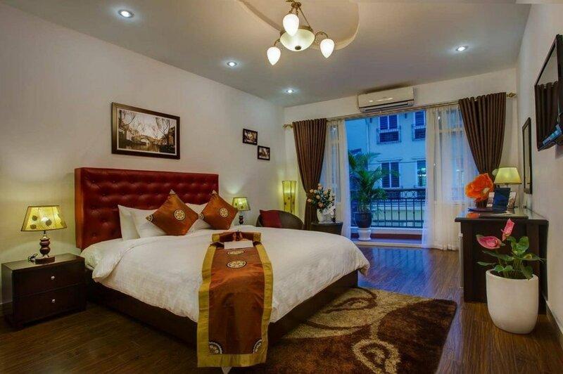Hanoi Secret Garden Hotel
